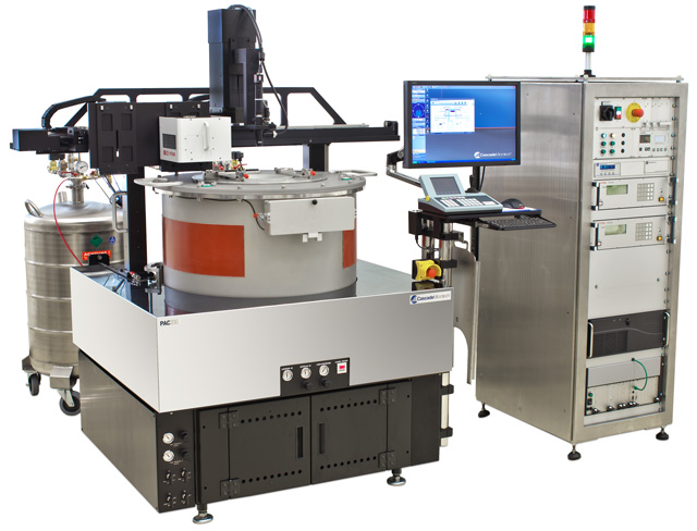 Semiconductor Test Equipment : Sti wafer probe test system solidus technologies